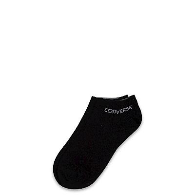 CONVERSE-踝襪10003046-001-黑