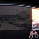 Sense神速 超大號汽車玻璃遮陽防曬靜電隔熱貼 72x52cm/2入 product thumbnail 1