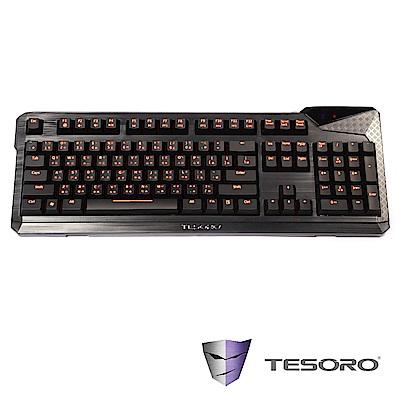 TESORO鐵修羅 杜蘭朵終極版V2 機械式鍵盤(紅軸-中文版)