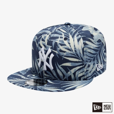 NEW ERA 9FIFTY 950 西班牙布料 春意盎然 洋基 藍 棒球帽
