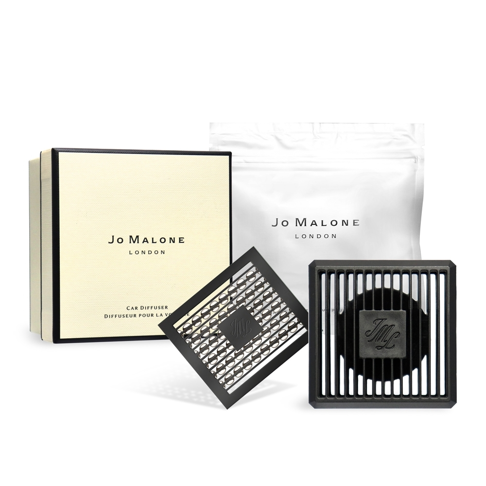 Jo Malone Car Diffuser 車用擴香盒+鼠尾草與海鹽擴香蕊芯