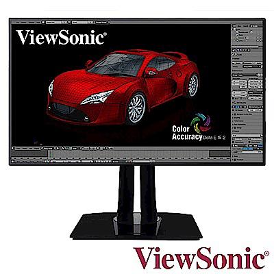 [無卡分期12期]ViewSonic VP3268-4K 32型AH-IPS專業4K顯示器