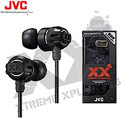 【JVC】新XX系列入耳式高音質耳機 HA-FX33X
