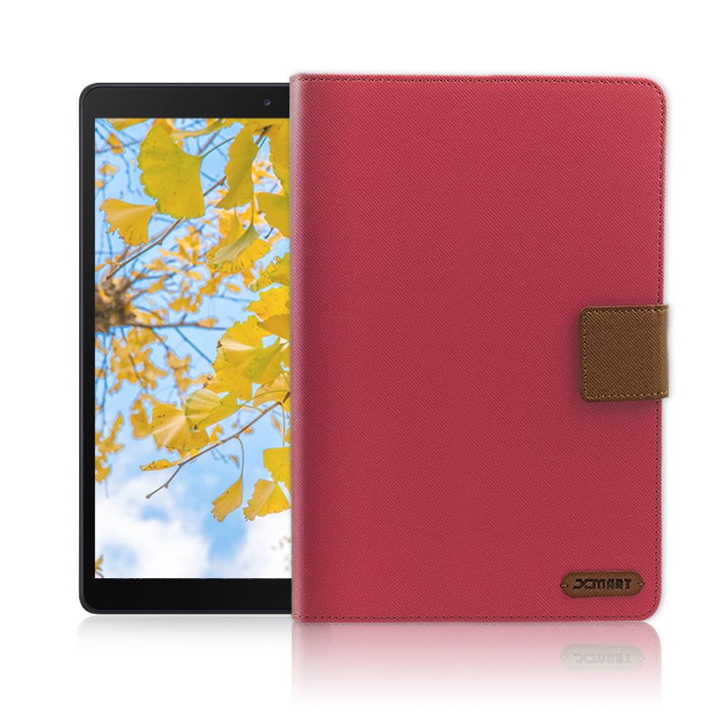 Xmart 三星 Galaxy Tab A 8.0吋 2019  微笑休閒風皮套