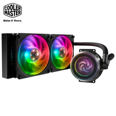 MasterLiquid ML240P Mirage RGB 水冷散熱器