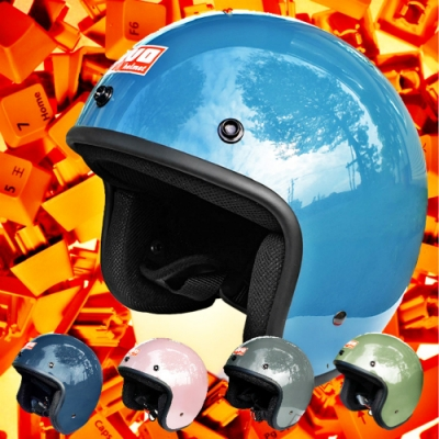【T-MAO】特殊色系 安全帽 多色 |贈長鏡片|復古帽 |機車|皮革|內襯|抗UV E1