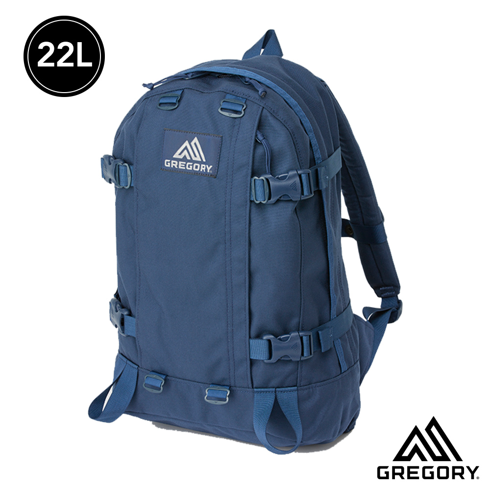 Gregory 22L ALL DAY後背包 軍藍