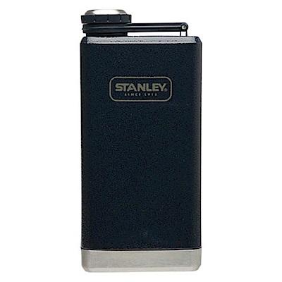 美國Stanley SS經典酒壺236ml 錘紋藍