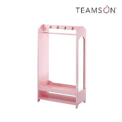 Teamson 小公主貝拉收納衣櫃 (附鏡子)