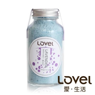 Lovel 馬卡龍香氛沐浴鹽200gX2入 十種香氣可選 (天然井鹽製)