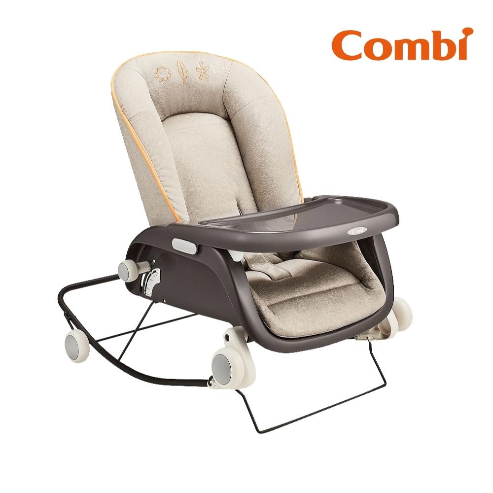【Combi】Prumea SE 安撫餐搖椅
