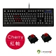 irocks K65MN機械式電競鍵盤-德國Cherry紅軸 product thumbnail 1