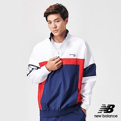 New Balance 長袖上衣_AMT91528REP_男性_紅色
