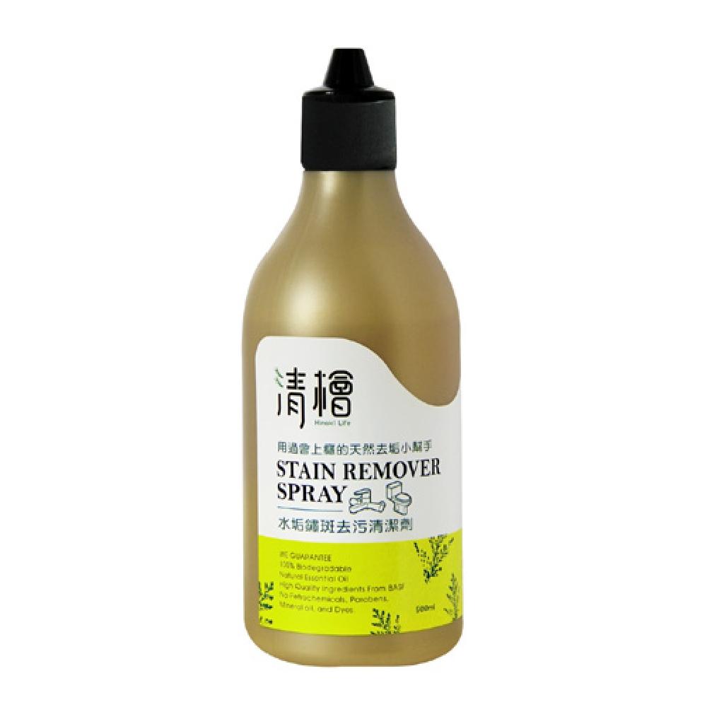 清檜Hinoki Life  天然檸檬酸 水垢鏽斑去污清潔劑(500ml/瓶)