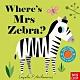 Where's Mrs Zebra? 斑馬在哪裡?不織布翻翻書 product thumbnail 2