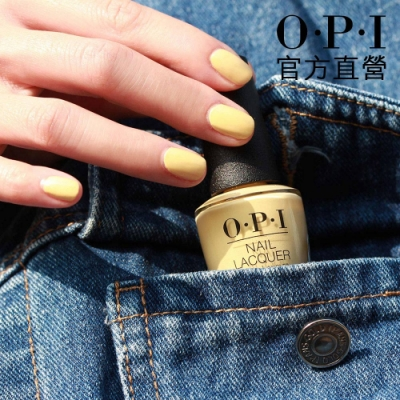OPI 官方直營.幕後花絮指甲油-NLH005.好萊塢系列指彩/居家美甲