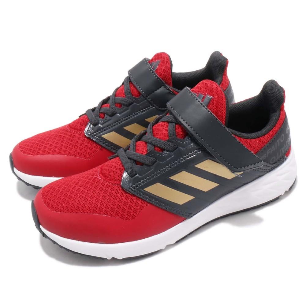 adidas 慢跑鞋 FortaFaito EL 運動 童鞋 @ Y!購物