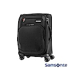 Samsonite 新秀麗 20吋Hexel 智慧型商務上開袋收納登機箱(黑)