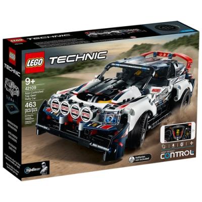 樂高LEGO 科技系列 - LT42109 Top Gear 拉力賽車