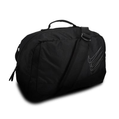 Nike 手提袋 Run Minimal Bag 男女款 運動休閒 斜背包 健身 重訓 行李袋 黑 銀 N0003569072NS