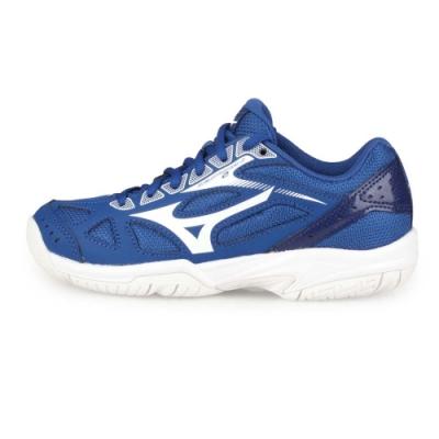 MIZUNO 兒童排球鞋 CYCLONE SPEED 2 Jr. 藍白