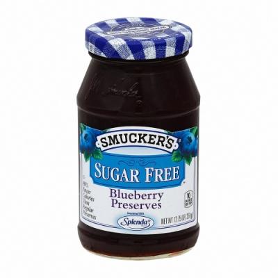 盛美家減糖藍莓果醬 361g