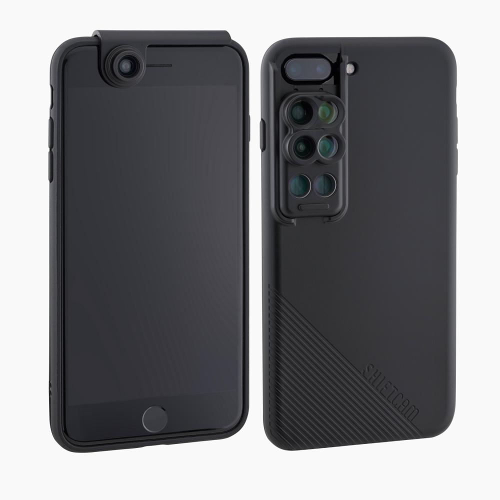 ShiftCam 手機殼鏡頭 6合1旅行攝影組- iPhone 7 Plus/8 Plus
