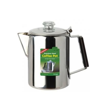 Coghlans #1340 不鏽鋼咖啡壺 9杯