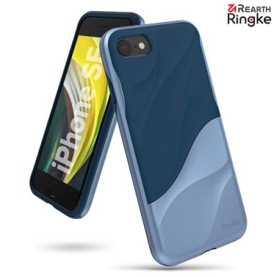 【Ringke】Rearth iPhone SE 2020 (SE2) / iPhone 8 [Wave] 流線型雙層邊框防撞手機殼
