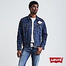 LEVI'S X NBA經典丹寧夾克 洛杉磯湖人 - Levis
