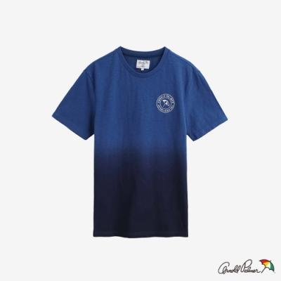 Arnold Palmer-渲染小LOGOT恤-藍