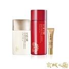 京城之霜牛爾 全日晶潤防曬乳SPF50+60植萃抗皺美容液EX80ml+小五爪8ml