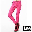 Lee 時尚亮眼低腰緊身窄管牛仔褲