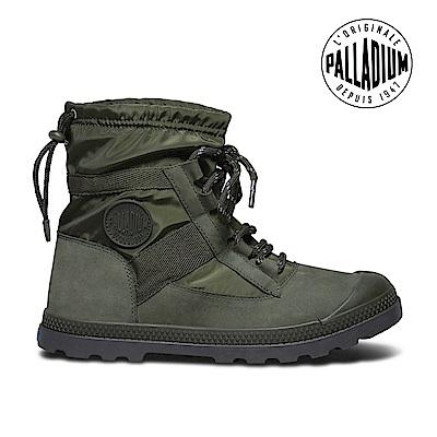 Palladium Pampa Hi BLITZ LP防水靴-女-綠