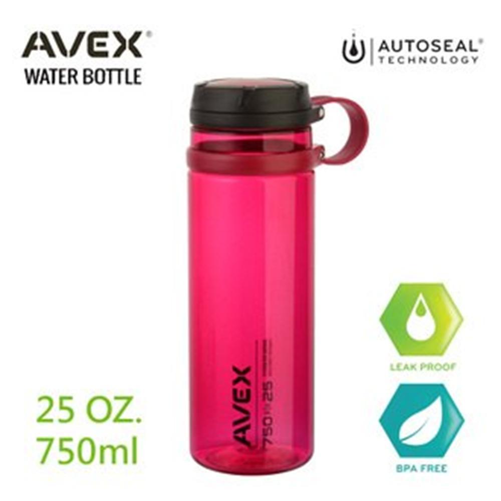 美國CONTIGO 美國AVEX Fuse運動隨手瓶750cc-桃紅