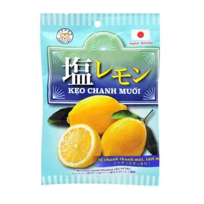 榮光堂 檸檬味鹽糖120g