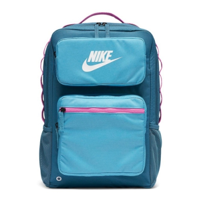 NIKE  後背包 書包 多夾層 旅行  兒童  藍粉  BA6170418  Future Pro Backpack