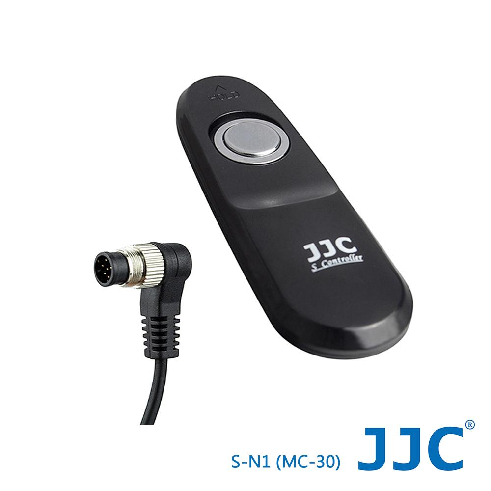 JJC S系列快門線 S-N1 (相容 Nikon MC-30/MC-36/MC-30A)