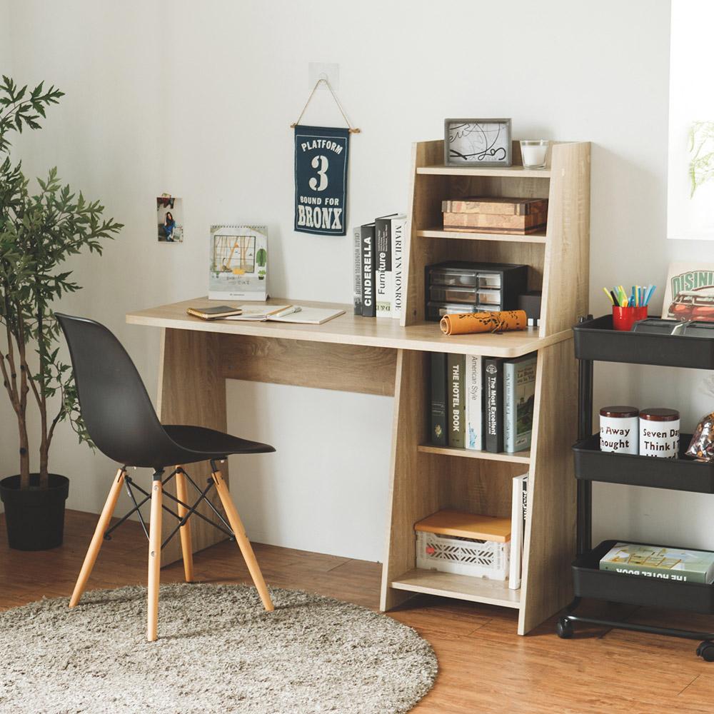 完美主義 書桌/書櫃/工作桌/電腦桌-120X47.2X124