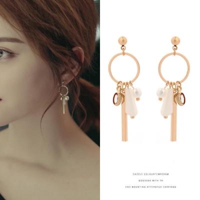 梨花HaNA 韓國一場遇見愛情的旅行耳環