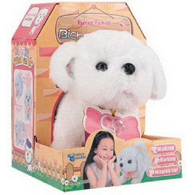 Puppy Familly  - 比熊犬 電子寵物狗