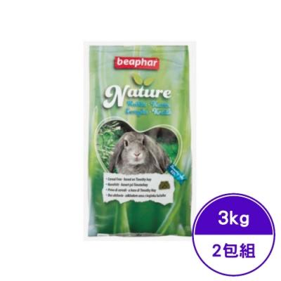 beaphar樂透-天然草本成兔糧 3kg (2包組)