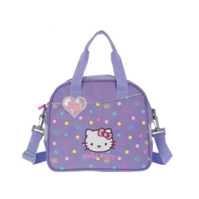 【IMPACT】輕量午餐袋-點點世界系列-紫色 IMKT008LP