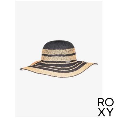 【ROXY】SALT WATER HAPPINESS 草編帽 黑色