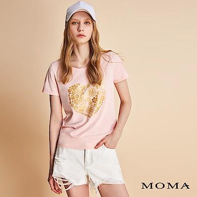 MOMA 率性牛仔短褲
