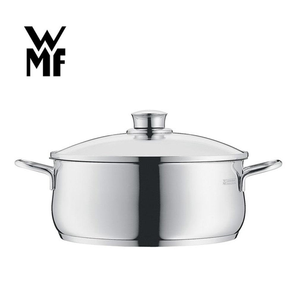 德國WMF DIADEM PLUS 低身湯鍋(3L)(20CM)(福利品)