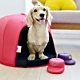 Crazypaws瘋狂爪子 棒球帽啾啾玩具-寵物發聲玩具(狗狗玩具/磨牙/橡膠玩具)