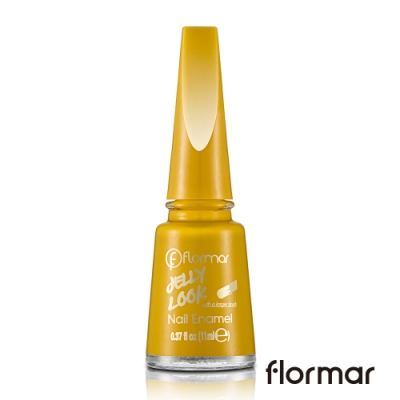 法國 Flormar-JELLY LOOK指甲油#JL30先熱情的打掃吧