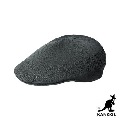 KANGOL-507 TROPIC 鴨舌帽-灰黑色