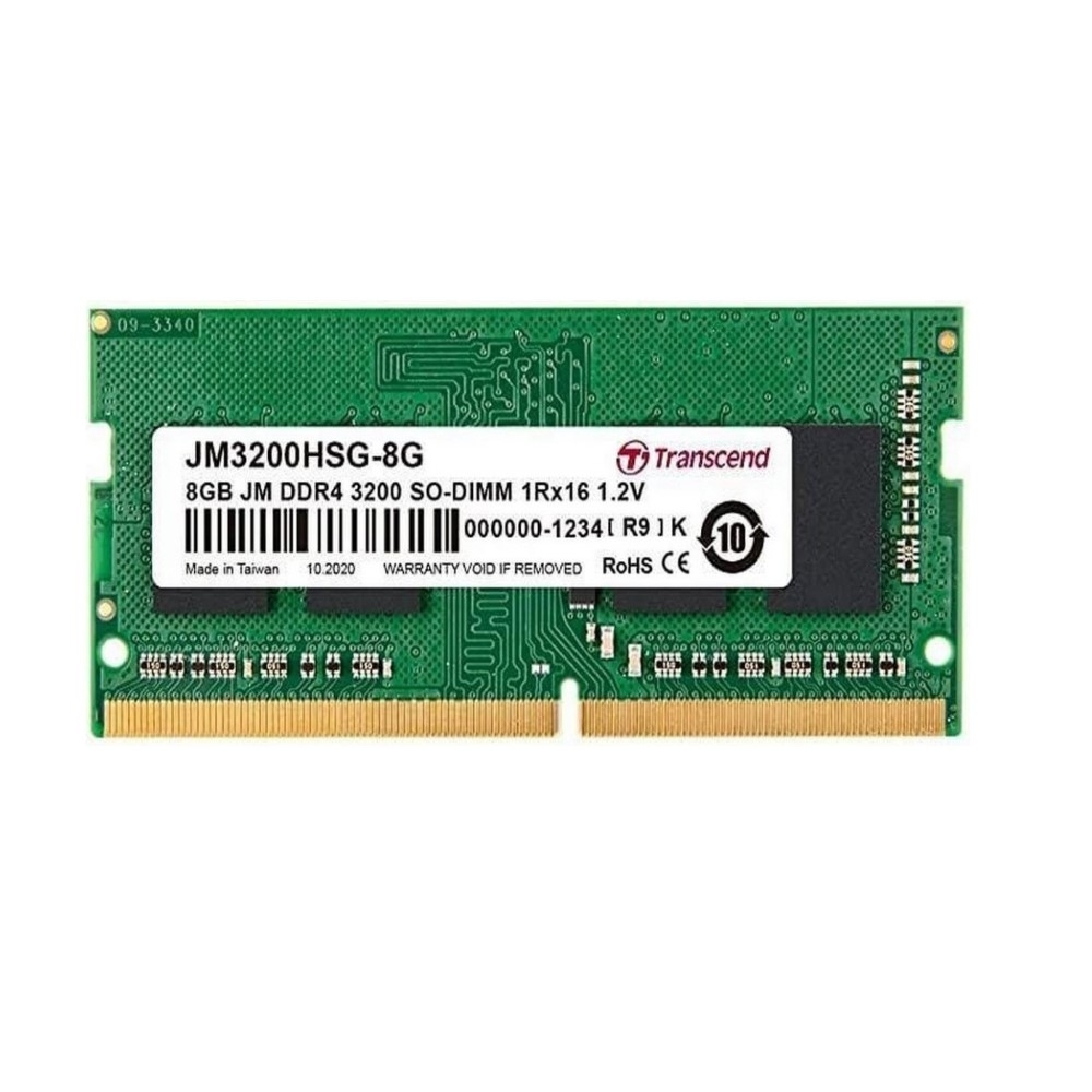 Transcend創見 JetRAM DDR4-3200MHz 8GB 筆電記憶體